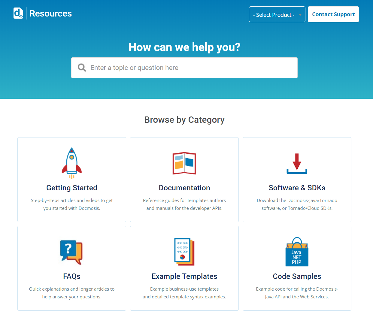 Resources Website